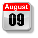 09 August